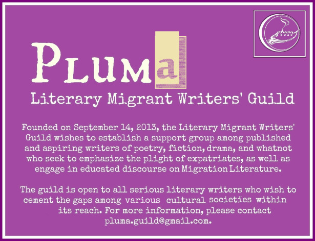 PLUMA – Literary Migrant Writers' Guild (Kuwait)