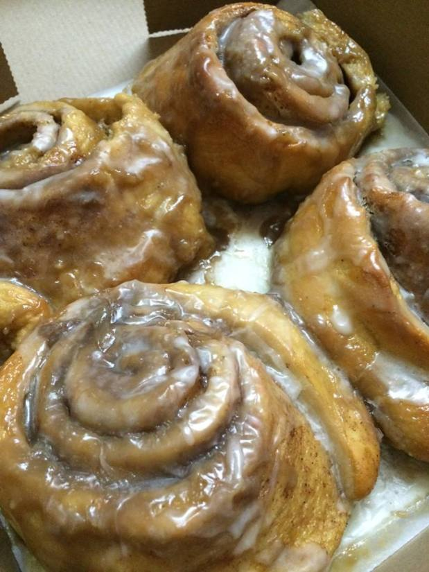 Cruelty-free cinnamon rolls and chocolate chip cookies – yes, they exist